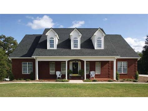 unique country house plans home plan homepw03005 1992 square foot 3 bedroom 3
