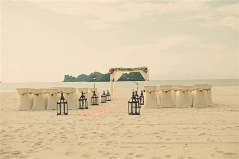 Wedding Animation Malaysia by Destination Wedding At The Four Seasons Langkawi Malaysia