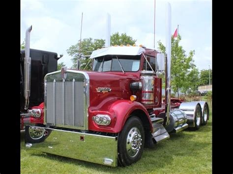 most comfortable semi truck vote no on kenworth w900a collection
