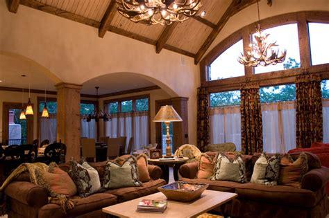 delightful Living Room Mini Bar Furniture Design #4: mediterranean-living-room.jpg