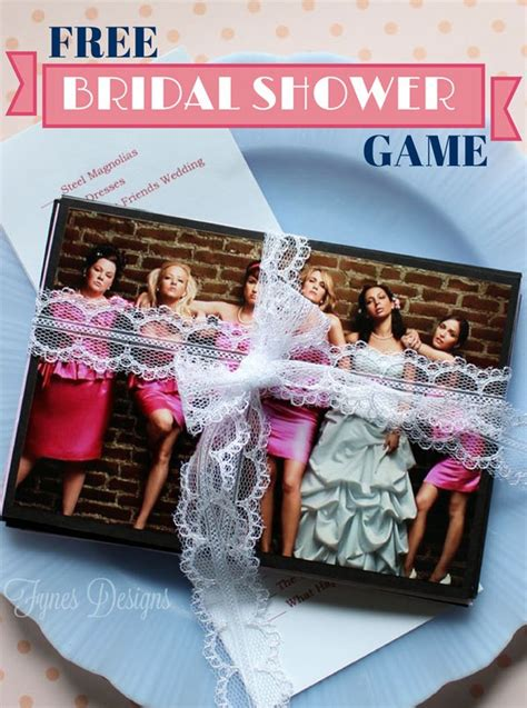 movie themed games wedding movie matchup free bridal shower game fynes