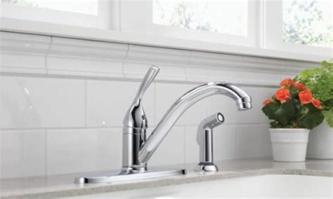 low water pressure kitchen faucet best kitchen faucets for low water pressure in 2015