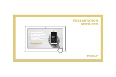 template after effects presentation presentation gestures after effects cc template order