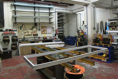 fabricacion carpinteria de aluminio barcelona ponsico