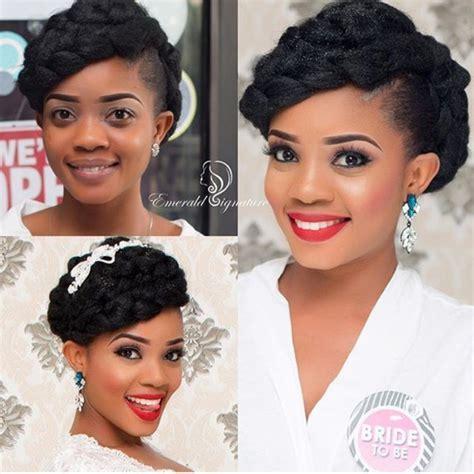 nigerian bridal makeup    mugeek vidalondon