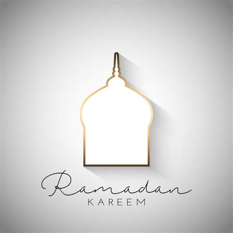 ramadan pattern vector free ramadan kareem background with simplistic design vector
