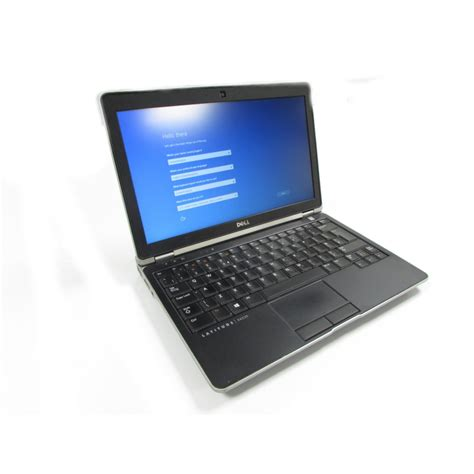 Laptop Dell Latitude E6230 dell latitude e6230 i7 3520m 2 9ghz 8gb 500gb win10 12 5 quot laptop refurbished laptops