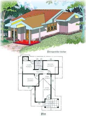 Hous Plans Small House Plans Of Sri Lanka
