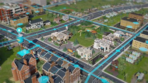 vote no on simcity offline new screenshot showing the water distribution simcity