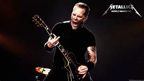Hetfield Metallica hetfield wallpapers wallpaper cave