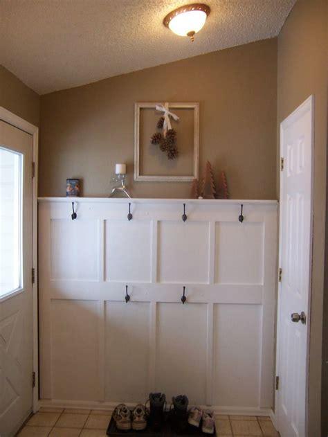 entryway mudroom mud room molding pinterest