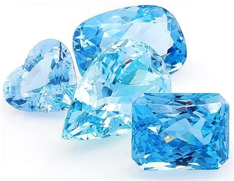 multicolour gems where does aquamarine come from