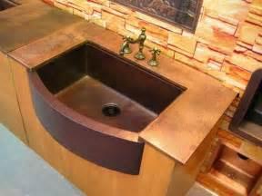 Kitchens With Copper Sinks Best 25 Copper Kitchen Sinks Ideas On