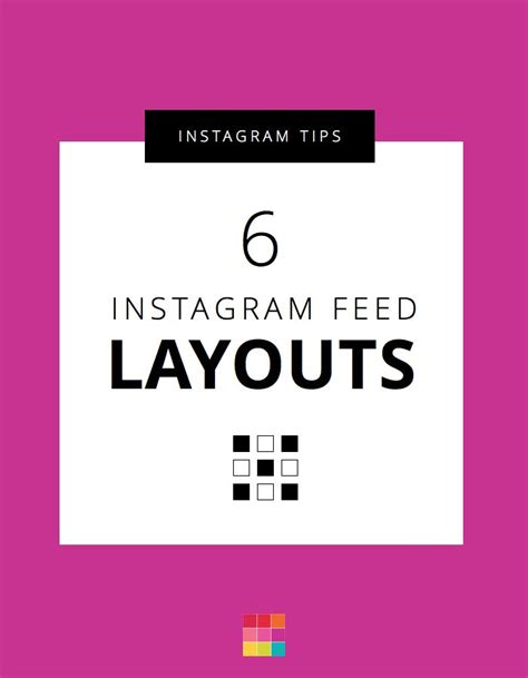instagram layout tips the 25 best visual advertising ideas on pinterest
