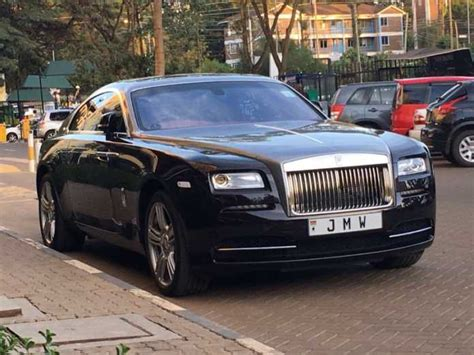 roll royce kenya 5 photos of kes 31 million rolls royce wraith that kenya s