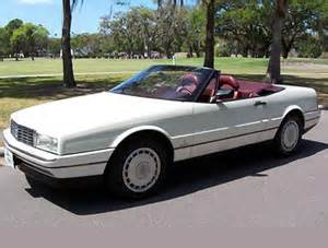cadillac allante service repair manual 1989 1992