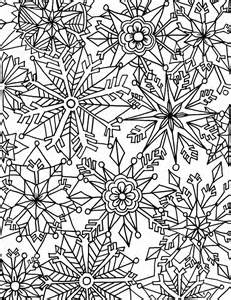 Adult Christmas Coloring Pages To Download And Print For Free