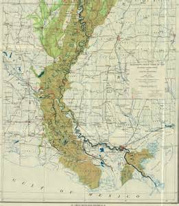 louisiana historical maps