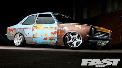 opel modified modified opel kadett c fast car