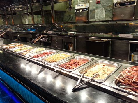 The Best Buffet In Reno Island Buffet At Peppermill Buffet Reno
