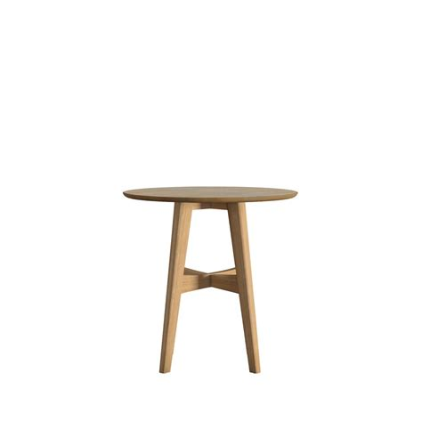 mid century accent table homesullivan calamar natural mid century accent table
