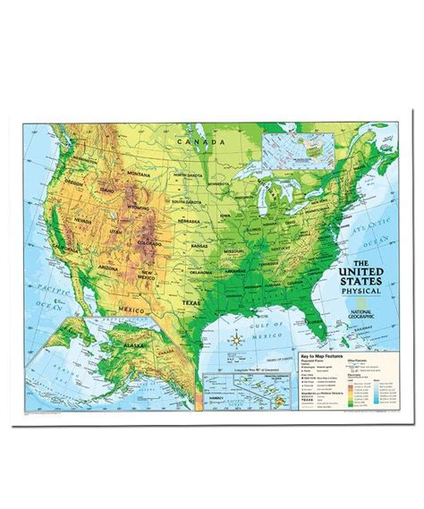 map usa topographical 19 best images about back to school on bento
