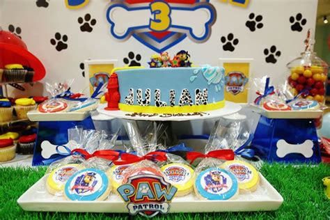 Decoration For Birthday At Home paw patrol birthday party