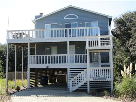 North Carolina Outer Banks Beach House Rentals - moocher s paradise outer banks coastal vrbo