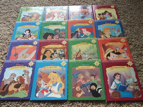 Disney Minnie Story Books Library Collection 5 Books Set disney s storytime treasures library disney wiki