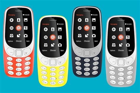 Nokia 3310 Gets how to get the uk nokia 3310 in yellow blue or grey mobile