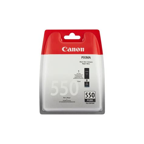 Canon Pgbk Ink Catridge Pgi770 canon pixma pgi 550 pgbk ink cartridge black single pack