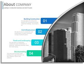 company powerpoint template how to create an attention grabbing company introduction