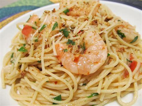 shrimp pasta recipes jenn s food journey spicy garlic shrimp pasta
