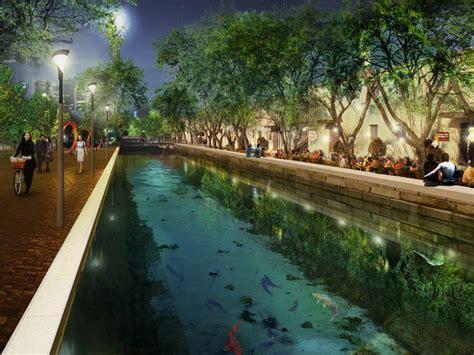 Landscape Architecture Korea West 8 Yongsan Park Seoul