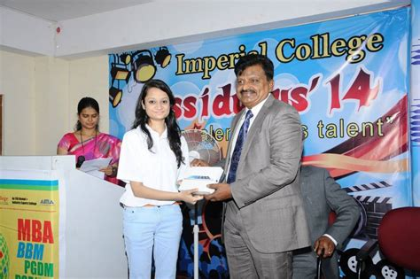 Imperial College Mba Placements by Imperial College Of Business Studies Icbs Bangalore