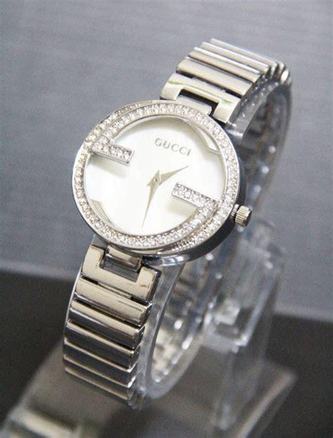 Chopard Rantai Silver Gold 5k9a jam tangan gucci r01