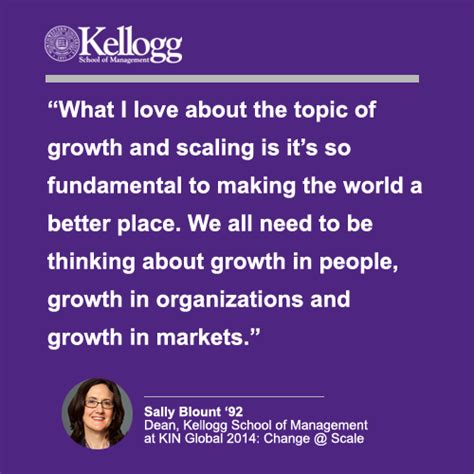 How To Get A Ffull Ride Mba by Kin Global 2014 Change Scale Inside Kellogg