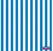 1101 – Listras Azul Branco Mewi Estampados