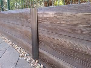 woodgrain concrete sleepers concrete sleepers