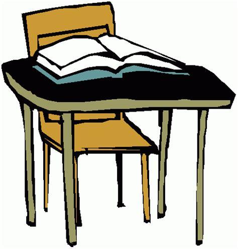 clip on desk l book on desk clipart 33
