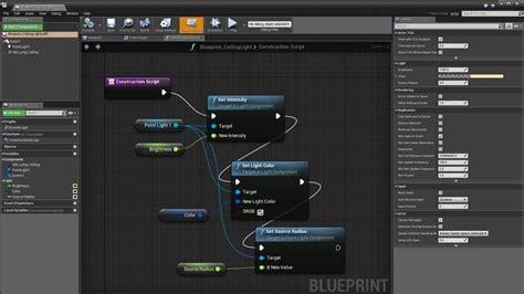 blueprint editor tools and editors engine