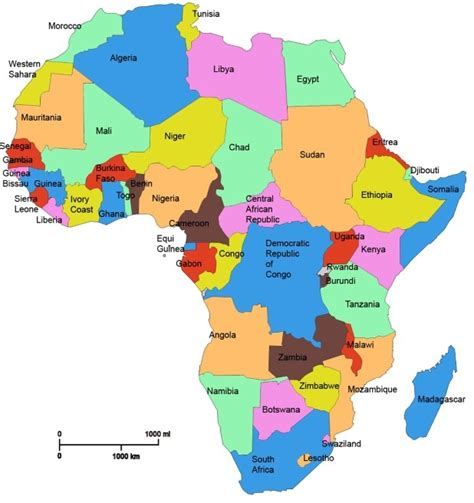 africa map 2013 africa s population set to to 2 4 billion by 2050