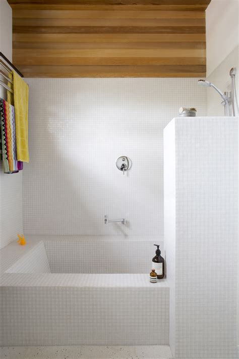 Ken In Bathroom fiona maclennan ken norrish and family the design files