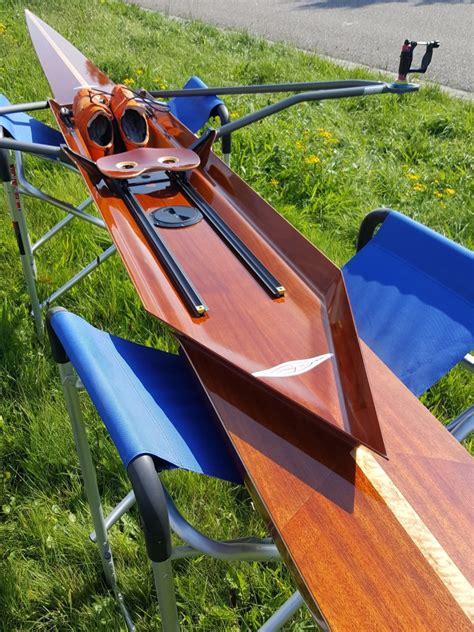 skiff te koop roeiboot uitgelichte occasion roeiwerf