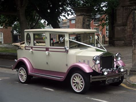 Wedding Car Hire Quote by Pink Regal Landaulette Wedding Car Hire Get A Free Quote