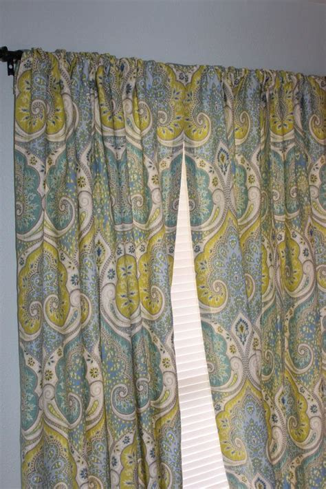 green paisley curtains 1000 images about drapery fabric on pinterest fabrics