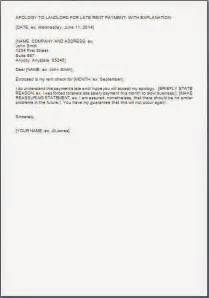 Business Apology Letter For Delay In Payment Sle Business Letter Delay Payment Sle Business Letter