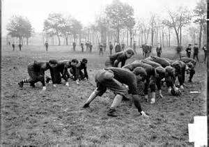 Lets take a look at the history of american football