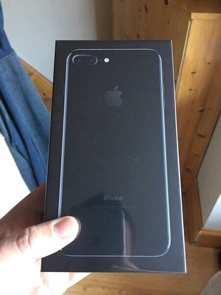 apple iphone 7 plus 128gb jet black in ready for sale in reading berkshire gumtree