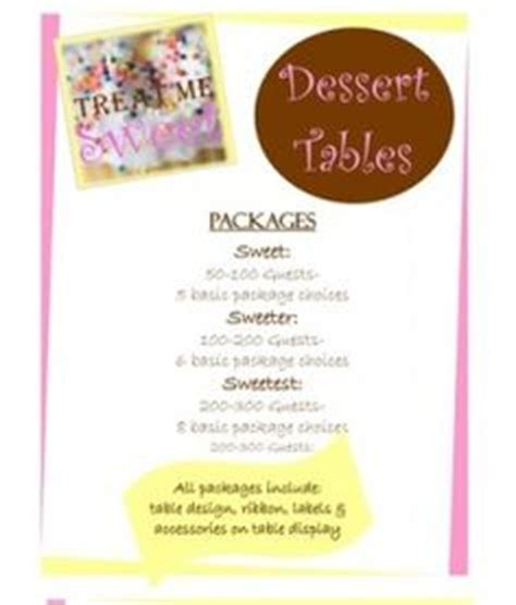 1000 images about dessert tables on